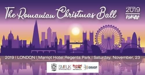 Charity event SMRUK Christmas Ball 2019