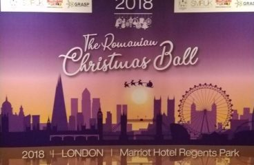 Charity event SMRUK Christmas Ball 2018 la Londra