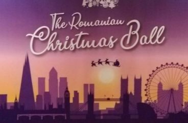 Charity event SMRUK Christmas Ball 2018 la Londra